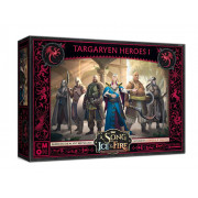 A Song of Ice and Fire : Targaryen Heroes 1