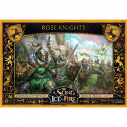 A Song Of Ice And Fire - Baratheon Rose Knight