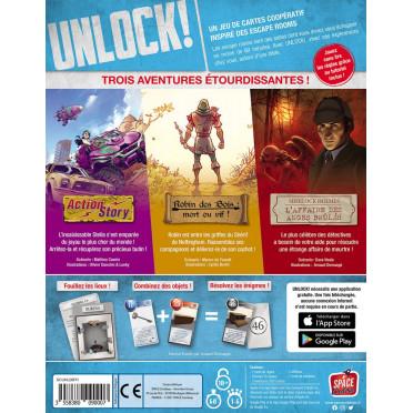 Unlock ! Legendary Adventures