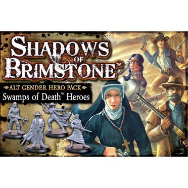 Shadow of Brimstone : Swamps of Death Alt Gender Hero Pack