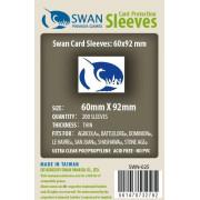 Swan Panasia - Card Sleeves Standard - 60x92mm - 160p