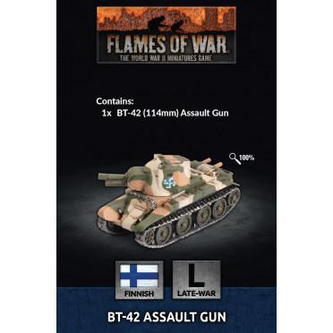 Flames of War - BT-42 Assault Gun