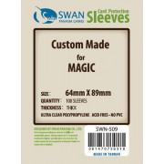 Swan Panasia - Card Sleeves Premium - 64x89mm - 100p
