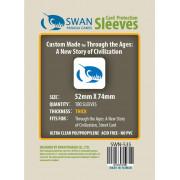 Swan Panasia - Card Sleeves Premium - 52x74mm - 100p