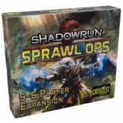 Shadowrun Sprawl Ops : 5-6 Player Expansion