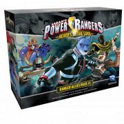 Power Rangers : Heroes of the Grid - Ranger Allies Pack 1