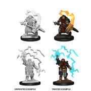D&D Nolzur's Marvelous Unpainted Miniatures: Dwarf Cleric Male