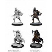 D&D Nolzur's Marvelous Unpainted Miniatures: Warforged Rogue