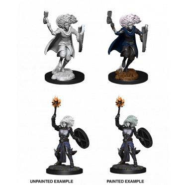 D&D Nolzur's Marvelous Unpainted Miniatures: Changeling Cleric