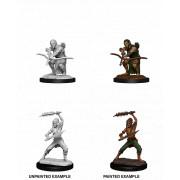 D&D Nolzur's Marvelous Unpainted Miniatures: Wildhunt Shifter Ranger