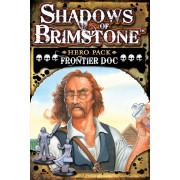 Shadows of Brimstone - Frontier Doc Hero Pack
