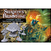 Shadows of Brimstone - Void Swarms & Hives Enemy Pack