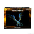 D&D Icons of the Realms Adult Blue Dragon 0