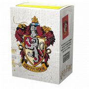 WizardingWorld 100 Sleeves Matte Art - Gryffindor