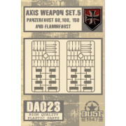 Dust - Axis Weapon Set n°5