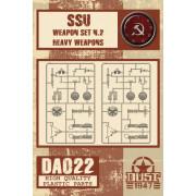Dust - SSU Weapon Set 2