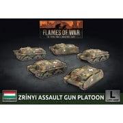 Flames of War - Zrinyi Assault Gun Platoon