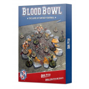 Blood Bowl : Ogre Team - Pitch & Dugouts