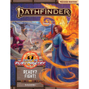 Pathfinder Adventure Path - Ready? Fight! (Fists of the Ruby Phoenix 2)