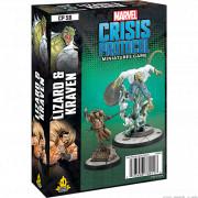 Marvel Crisis Protocol - Lizard & Kraven