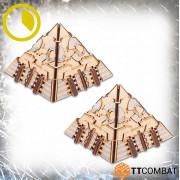 Cyber Pyramids