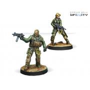 Infinity - Ariadna - 6th Airborne Ranger Reg.