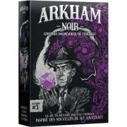 Arkham Noir - Affaire n°3 : Gouffres Insondables de Ténèbres