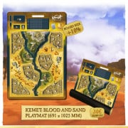 Kemet - Blood and Sand - Playmat