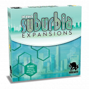 Suburbia Expansions - 2nd Edition