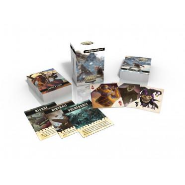 Savage Worlds - Adventure Edition : Cartes de Jeu