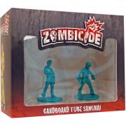 Zombicide : Cardboard Tube Samurai