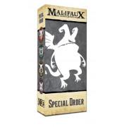 Malifaux 3E - Outcast - Void Hunters