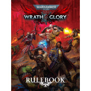 Warhammer 40000 Roleplay: Wrath & Glory - Rulebook