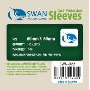 Swan Panasia - Card Sleeves Standard - 60x60mm - 160p