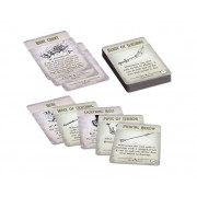 Kings of War - Card Deck 3rd Edition - Spell and Artefact
