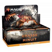 Magic The Gathering - Innistrad : Chasse de Minuit : Boite de 36 Boosters de Draft