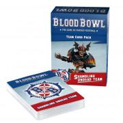 Blood Bowl : Team Cards - Shambling Undead