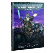 W40K : Codex - Grey Knights (9ème Edition)