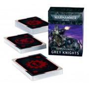 W40K : Datacards - Grey Knights (9ème Edition)