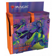 Magic The Gathering - Innistrad : Midnight Hunt Collector Booster Display