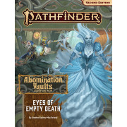 Pathfinder Second Edition - Abomination Vaults 3 : Eyes of Empty Death