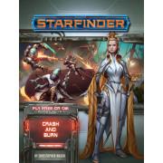 Starfinder - Fly Free or Die 5 : Crash & Burn