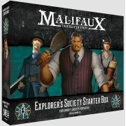 Malifaux 3E - Explorer's Society- Explorer's Society Starter Box