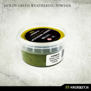 Moldy Green Weathering Powder
