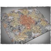 Terrain Mat PVC - Age of Sigmar - Realm of Metal