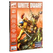 White Dwarf : Numéro 467 - Aout 2021
