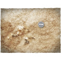 Terrain Mat Mousepad - Wasteland V2- 90x180 1