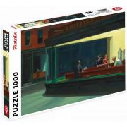 Puzzle - Hopper - Nighthawks - 1000 pièces