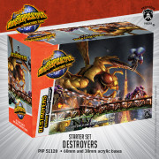 Monsterpocalypse - Protectors - Elemental Champions Starter Set