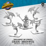 Monsterpocalypse - Protectors - Stell Shell Crabs & Psi-Eel